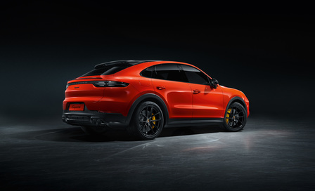 The Cayenne Coupé